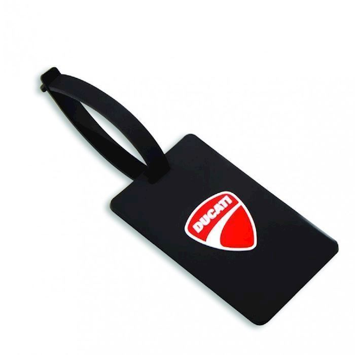 DUCATI LUGGAGE TAG - sort