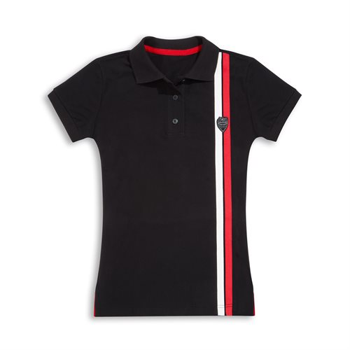 Shield Polo t-shirt dame